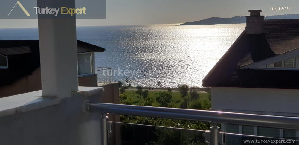 villa in beylikduzu with sea21