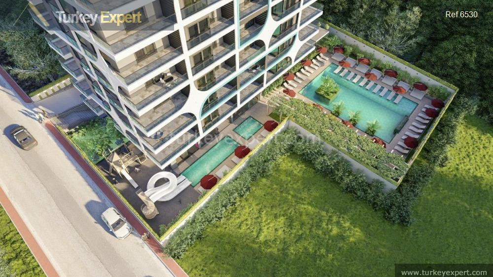 alanya apartments for sale with5