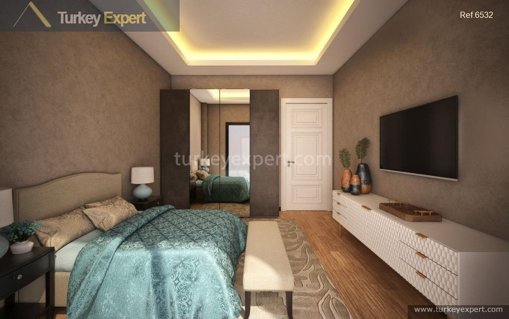modern apartments in alanya oba7
