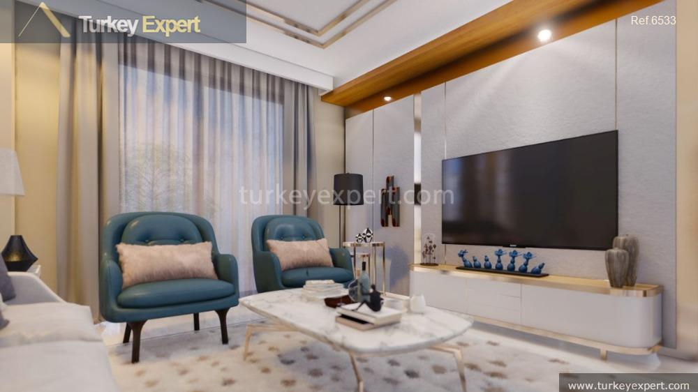 apartments in alanya mahmutlar for18