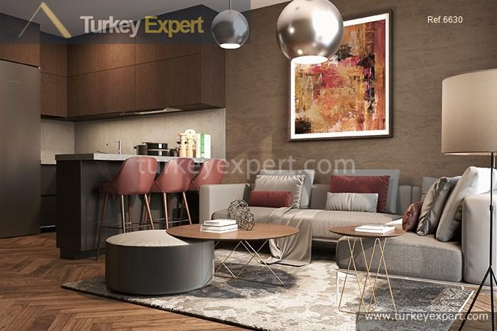 istanbul flats for sale in11