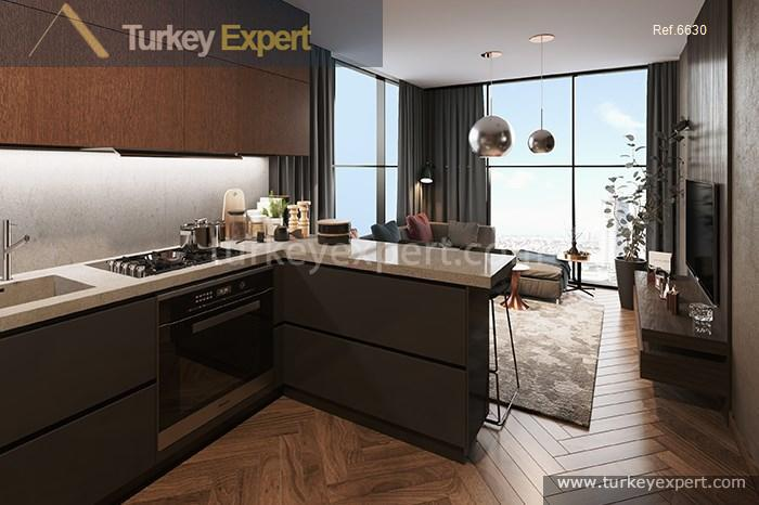 istanbul flats for sale in12