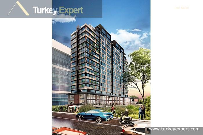 istanbul flats for sale in4
