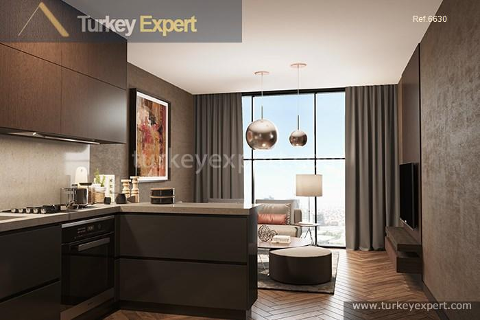 istanbul flats for sale in7