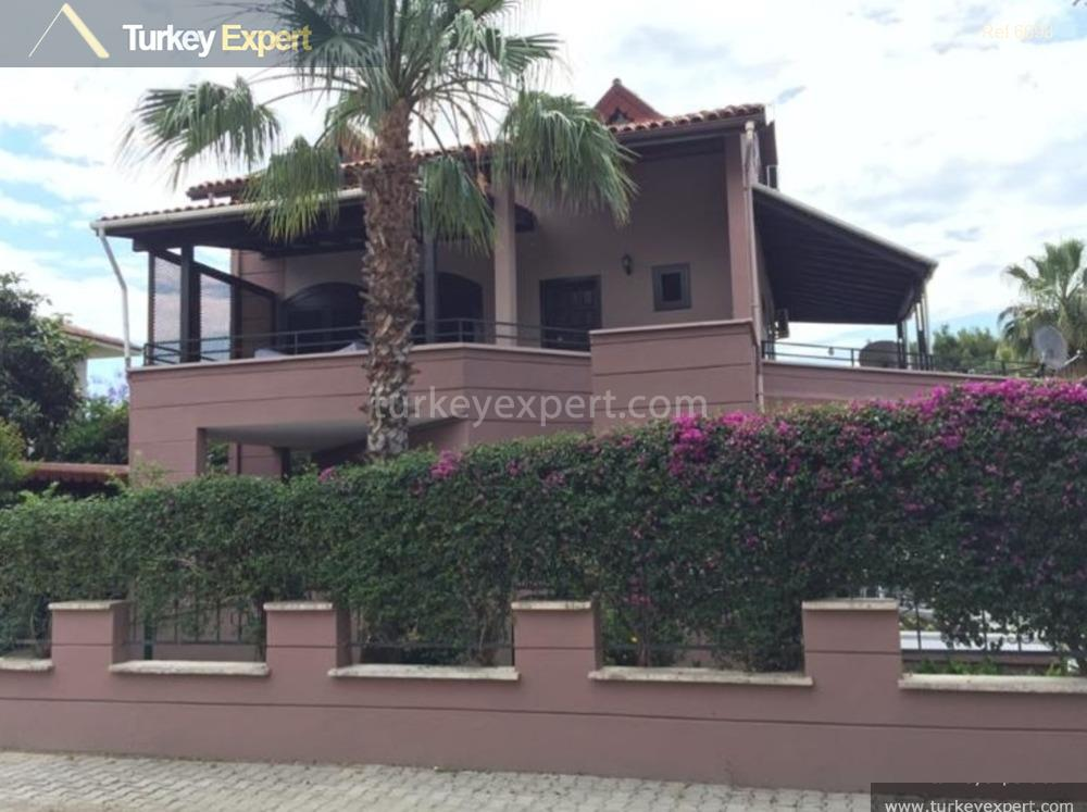 1detached villa in antalya kemer2