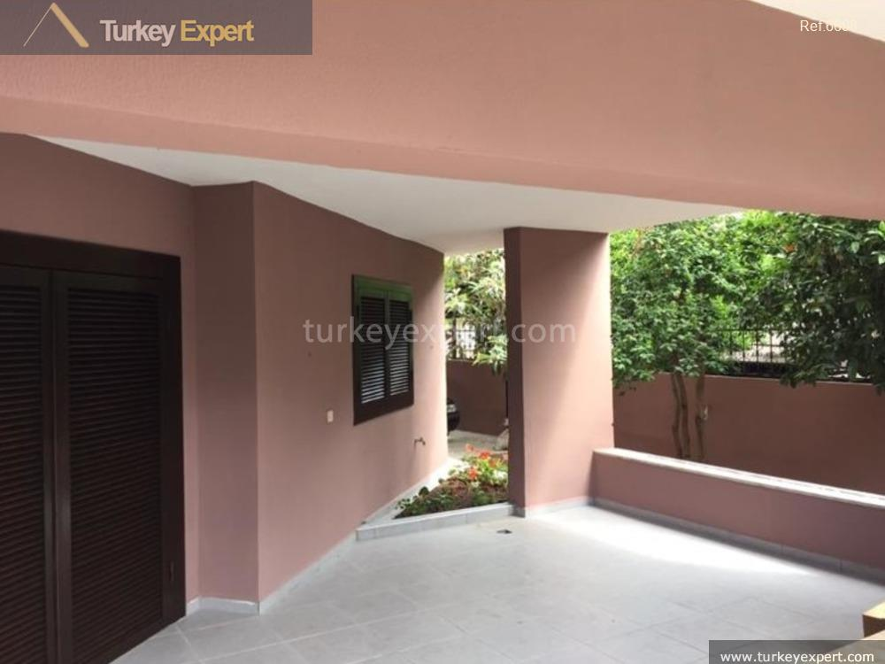 detached villa in antalya kemer10
