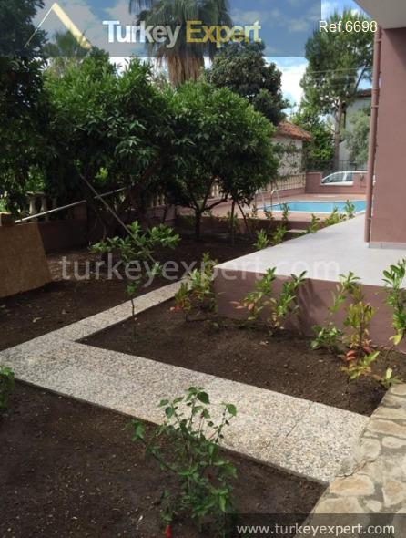 detached villa in antalya kemer4