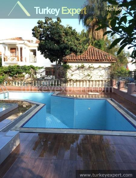 detached villa in antalya kemer6