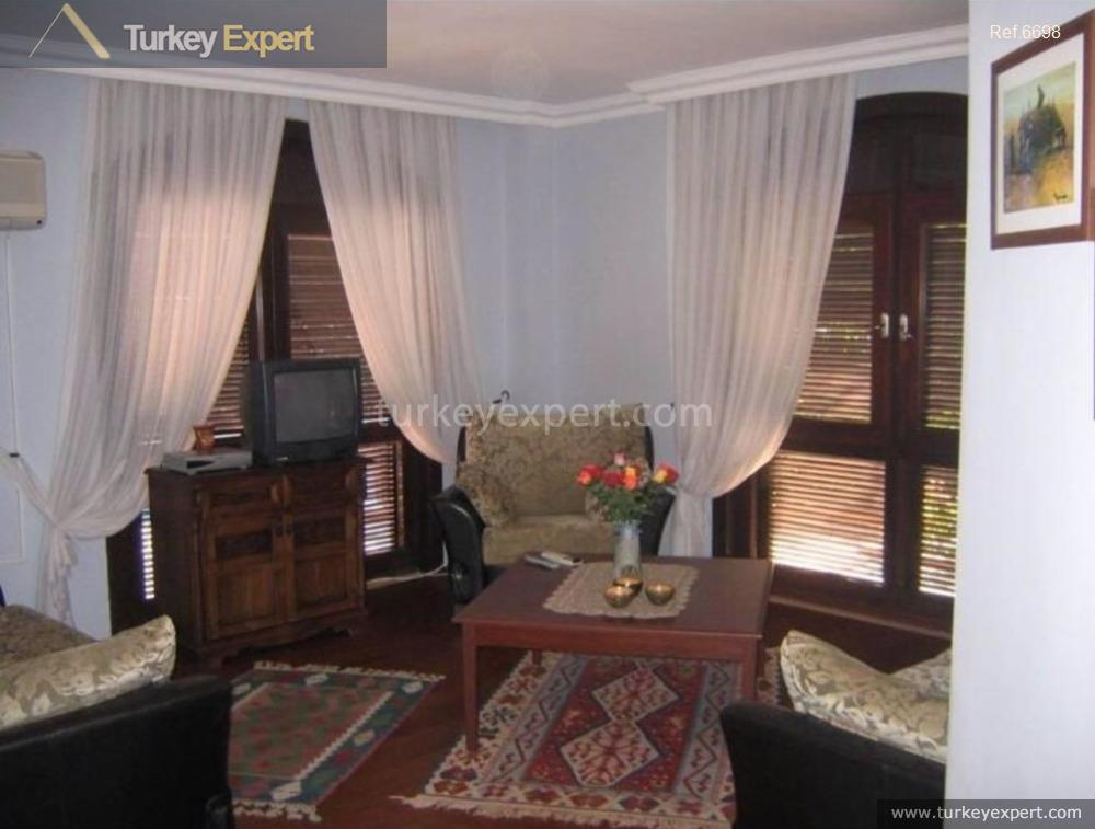 detached villa in antalya kemer7