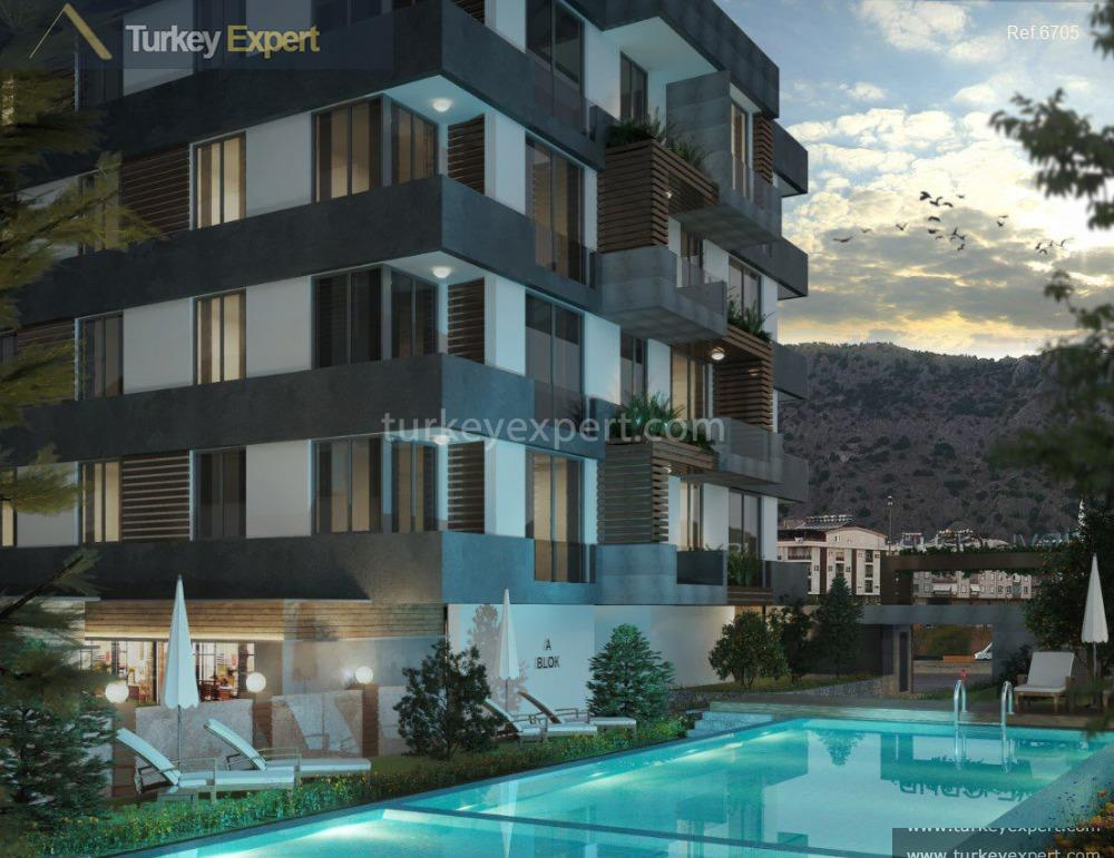 1new apartments in antalya with106