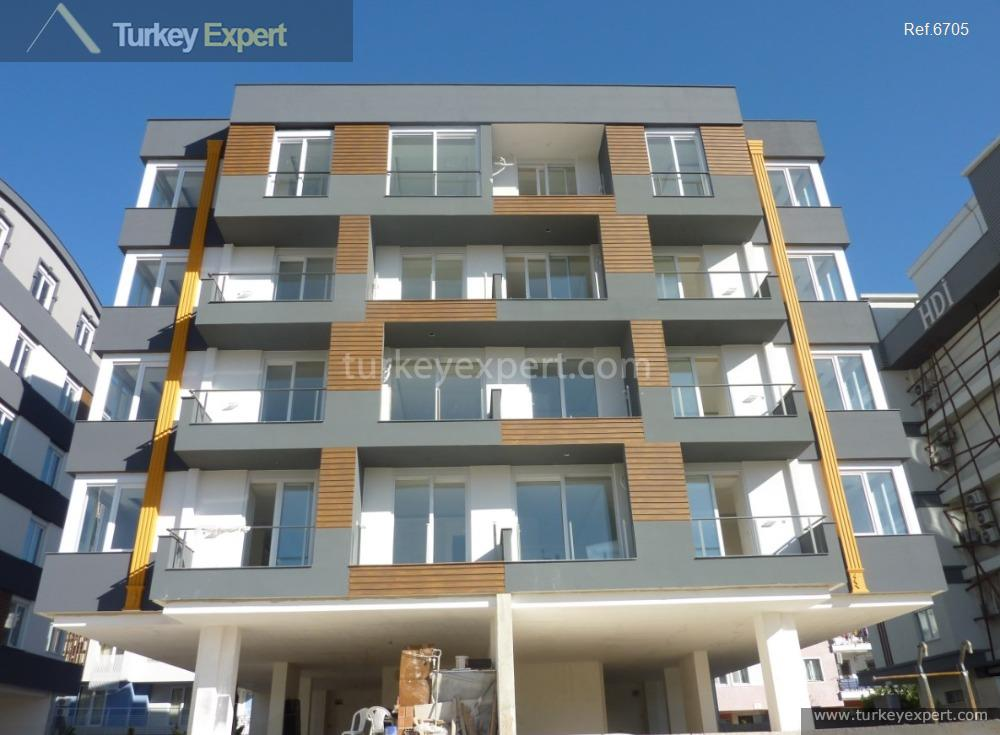 new apartments in antalya with107