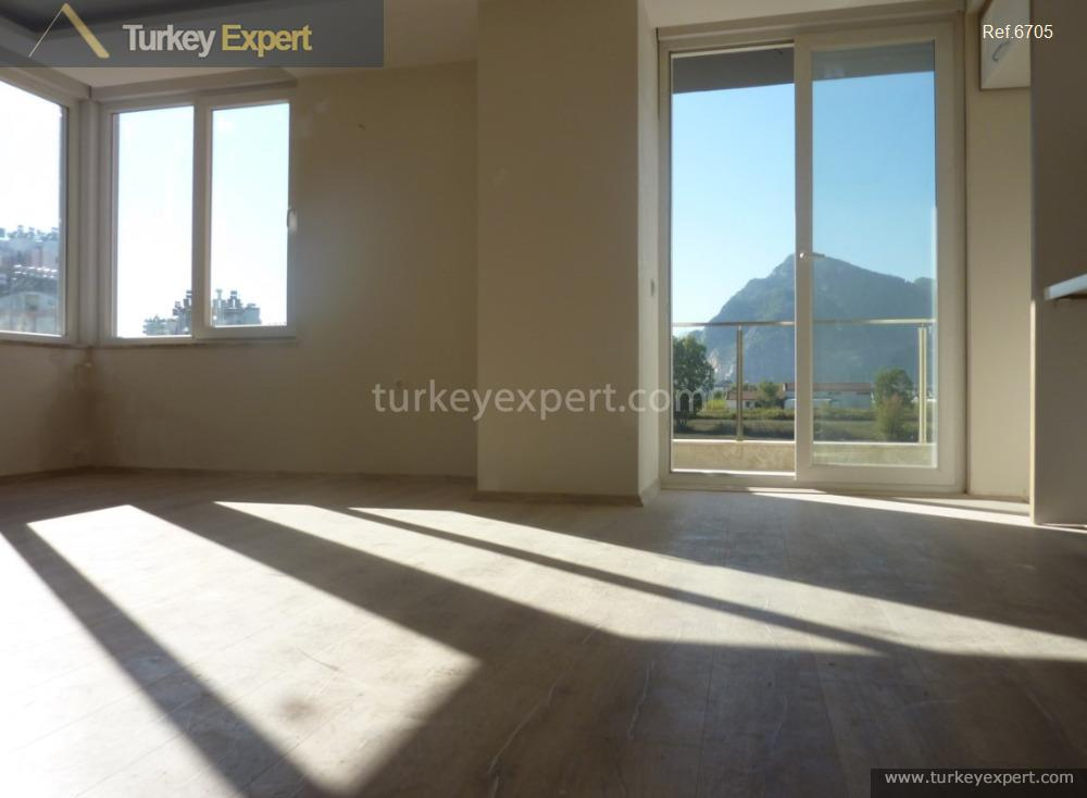 new apartments in antalya with15