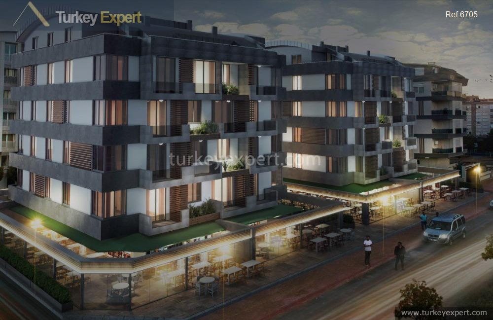 new apartments in antalya with9