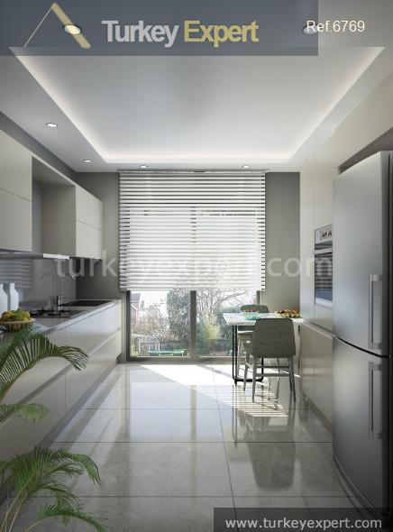 family apartments in istanbul with6