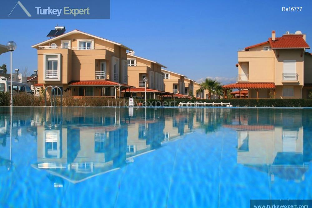 beautiful detached villas in belek1