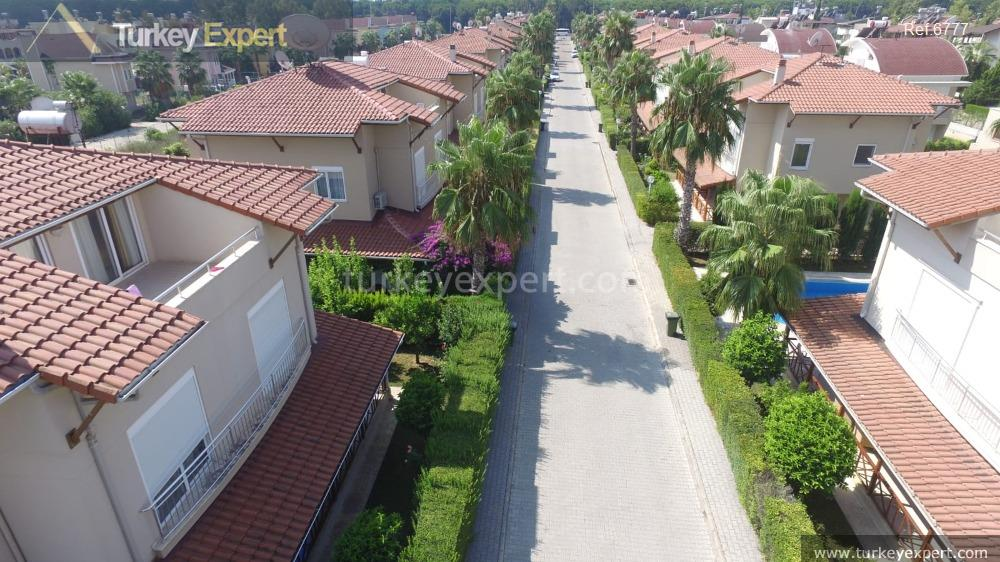 beautiful detached villas in belek3