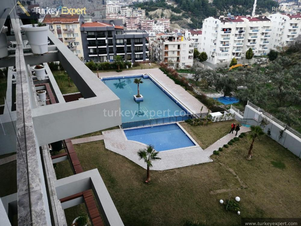 large penthouse apartment in kusadasi19