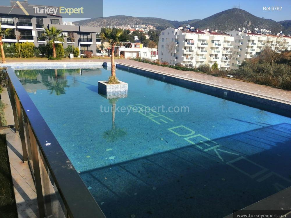 large penthouse apartment in kusadasi9