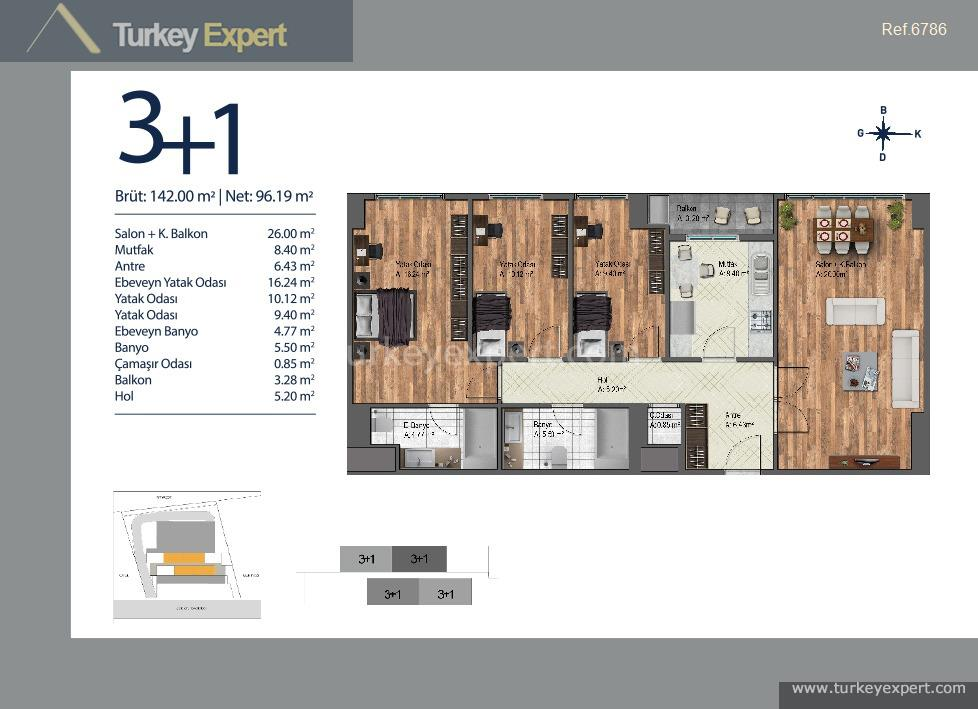 _fp_comfortable apartments in istanbul basin23