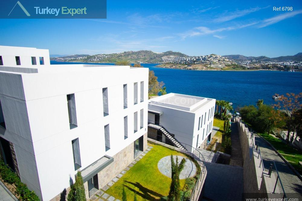 apartments with sea views on9