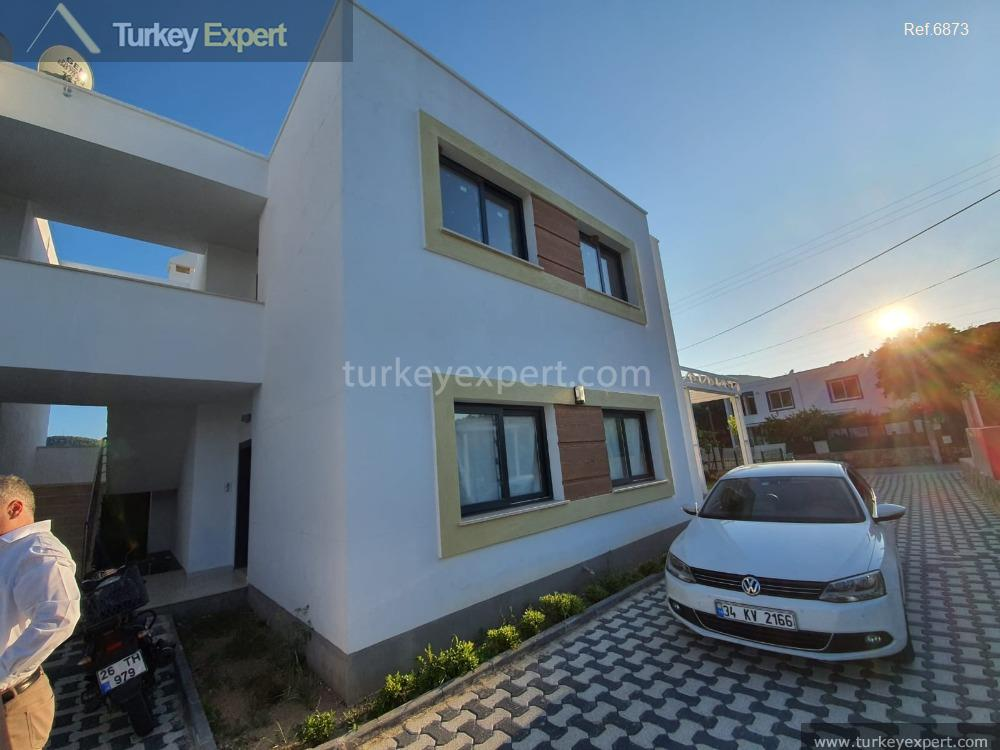 countryside apartment in bodrum yaliciftlik3
