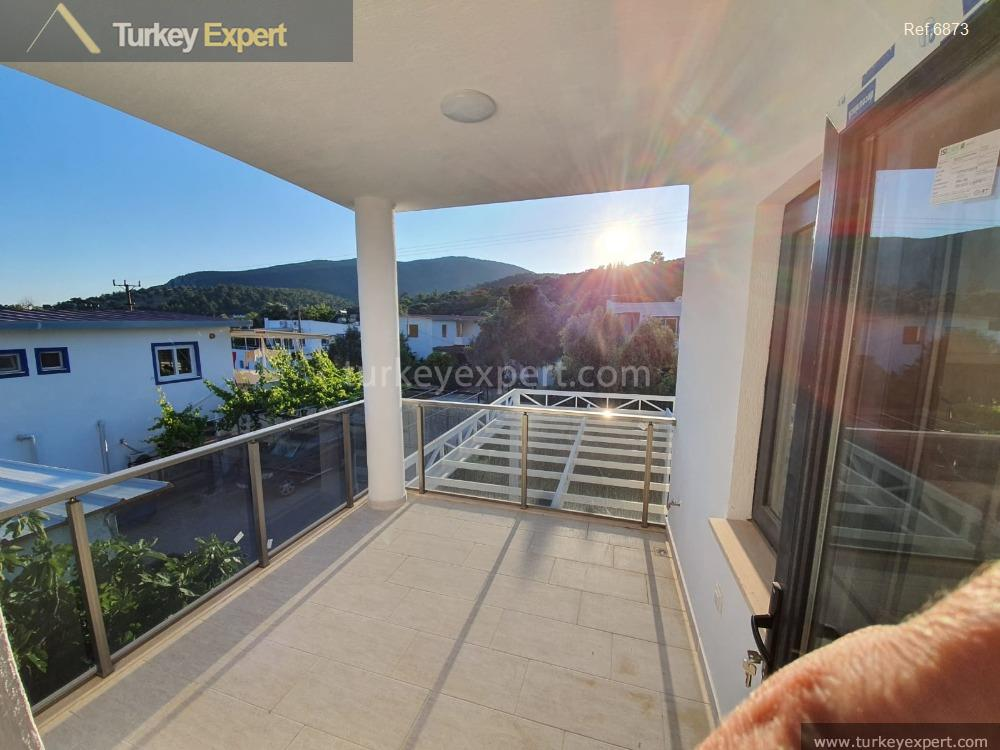 countryside apartment in bodrum yaliciftlik6