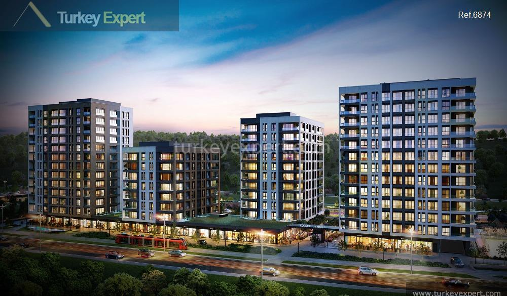 residential apartments for sale in2