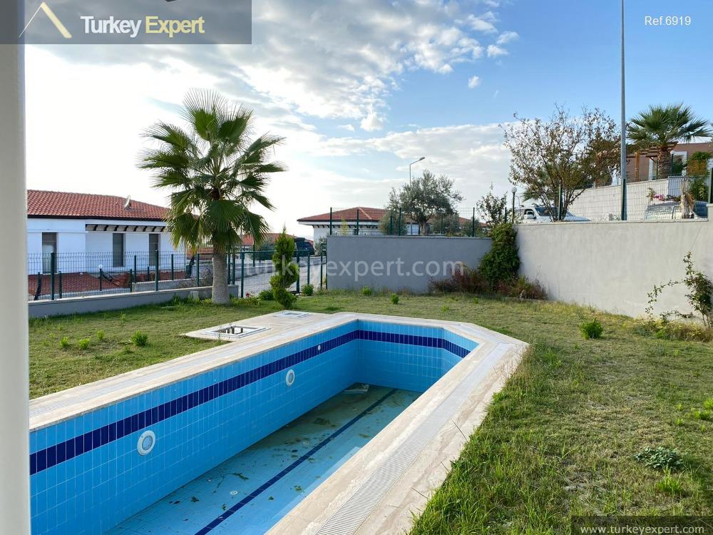 detached villa with sea view17