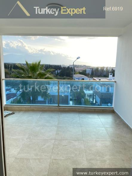 detached villa with sea view29
