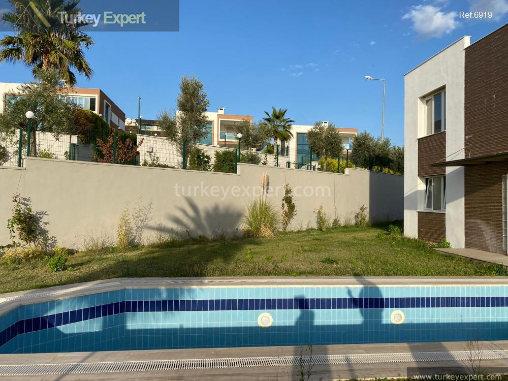 detached villa with sea view42