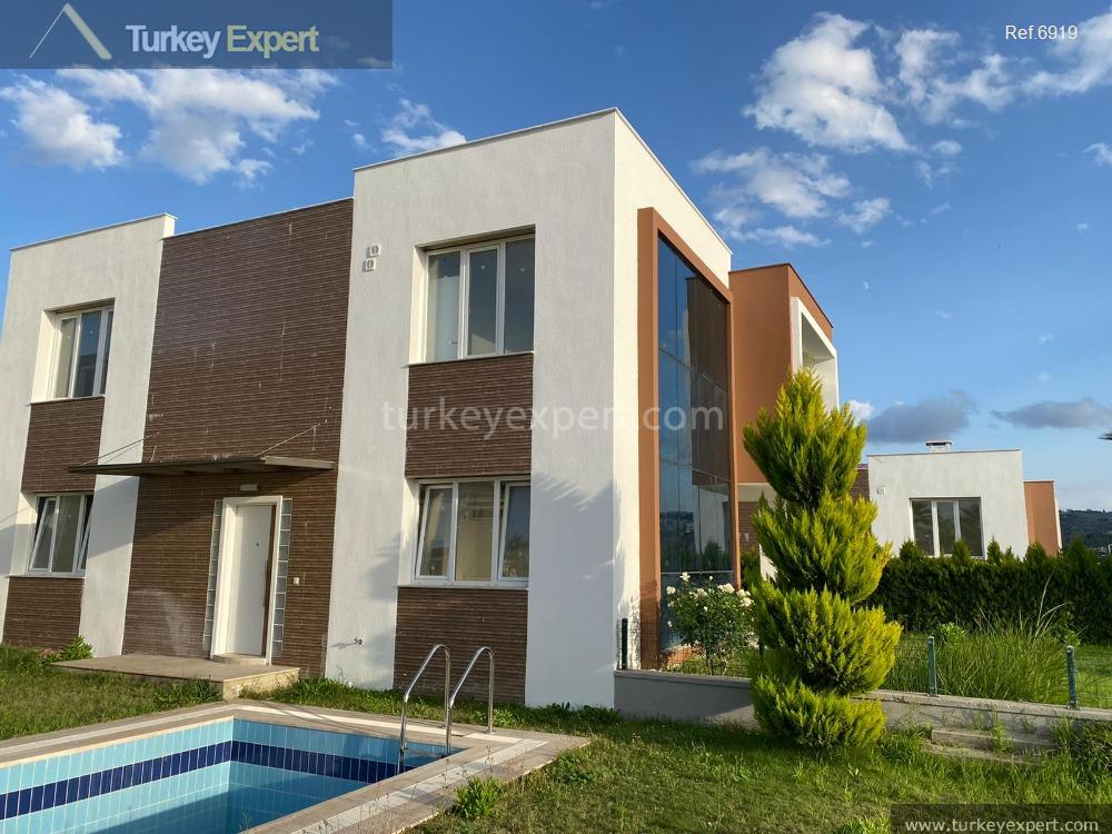 detached villa with sea view43
