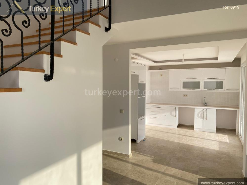 detached villa with sea view5