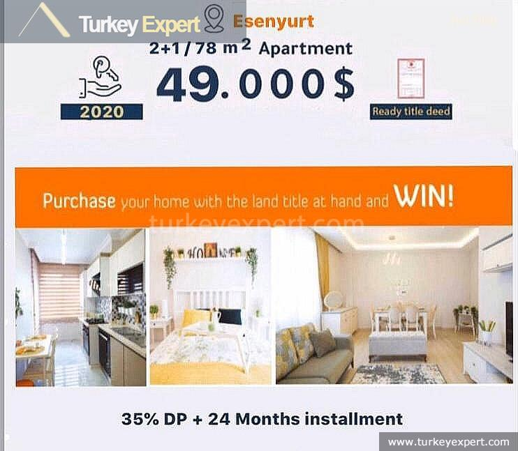 special apartment offer with ready1