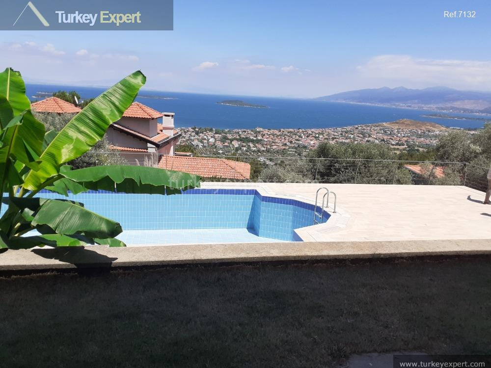 private villa in izmir for104