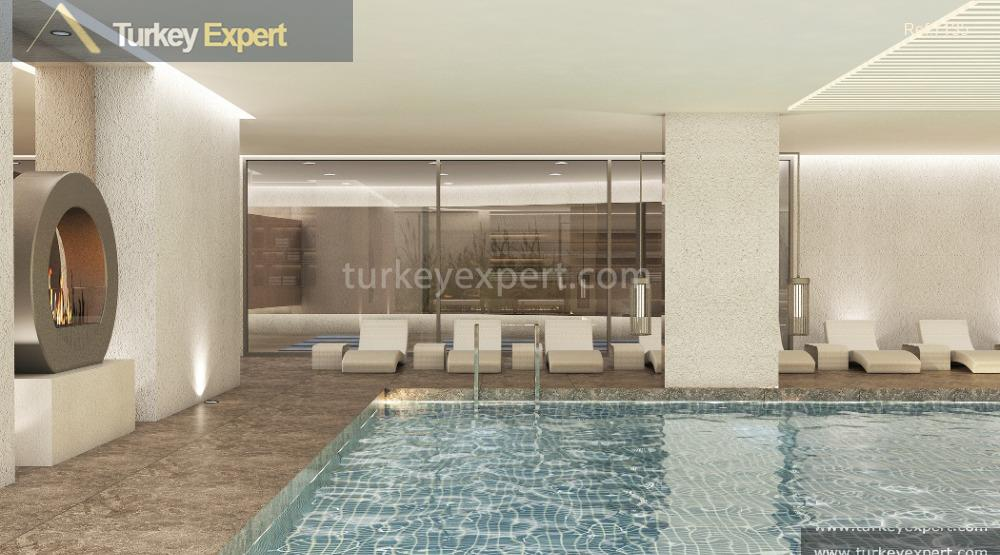 luxury apartments in kadikoy with16