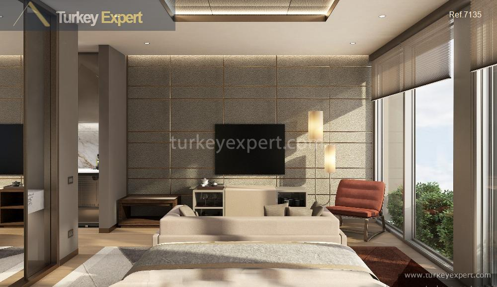 luxury apartments in kadikoy with21