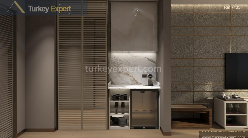 luxury apartments in kadikoy with23