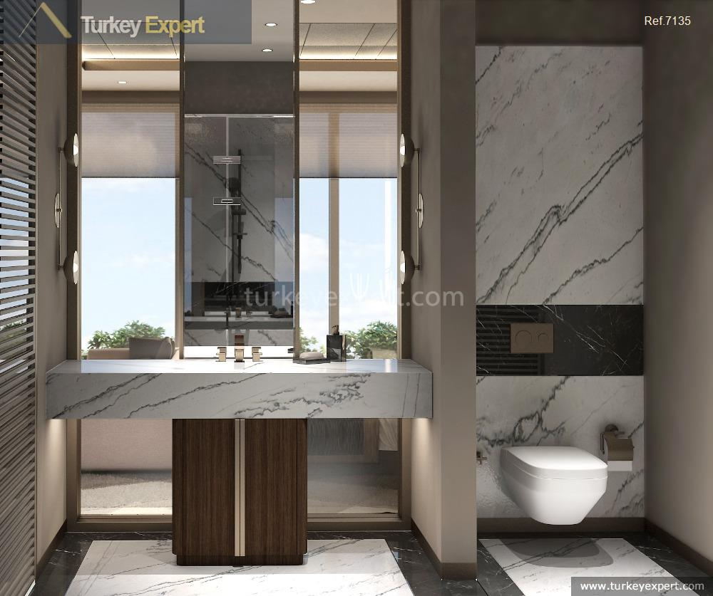 luxury apartments in kadikoy with24