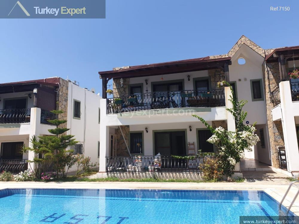 1garden apartment in bitez bodrum1