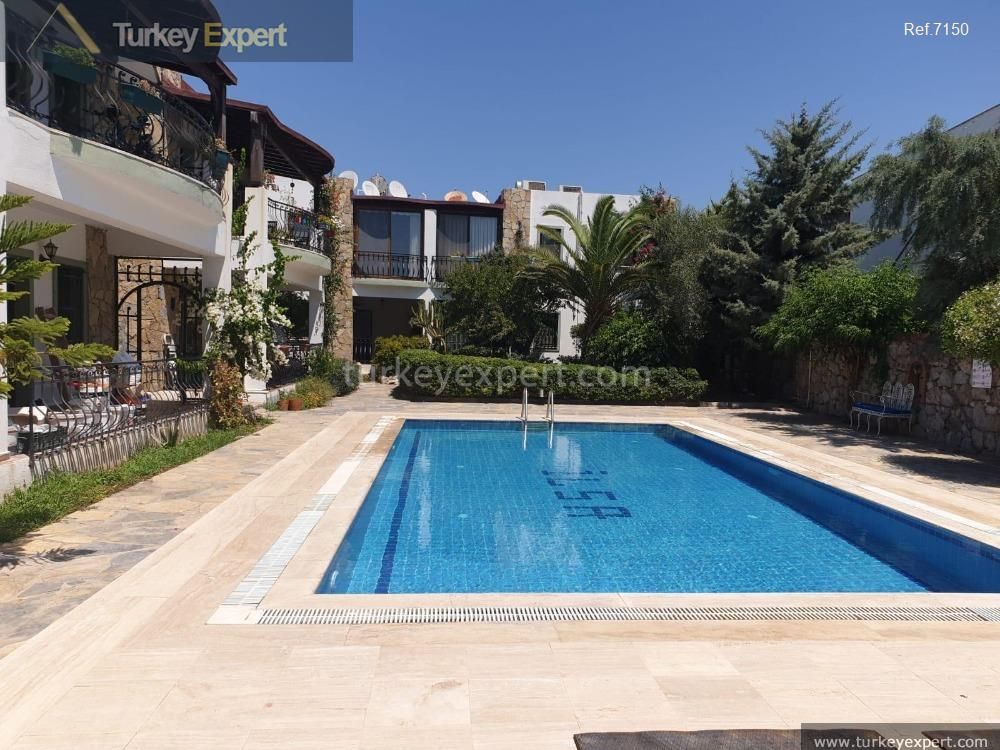 garden apartment in bitez bodrum102
