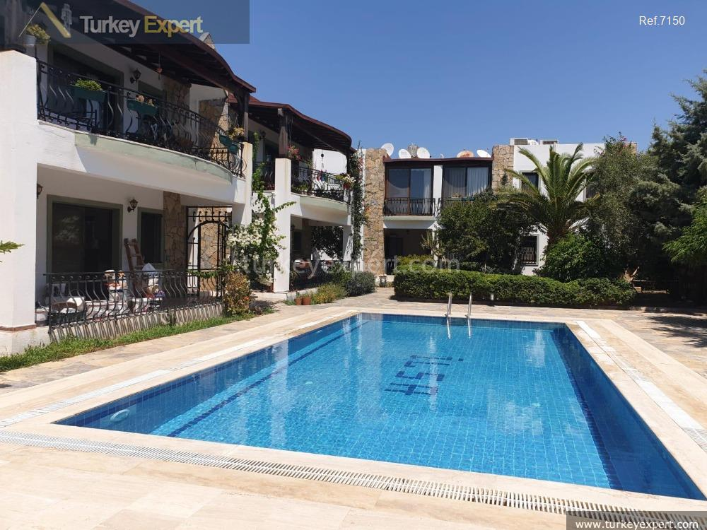 garden apartment in bitez bodrum103