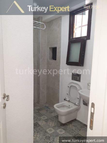 garden apartment in bitez bodrum9