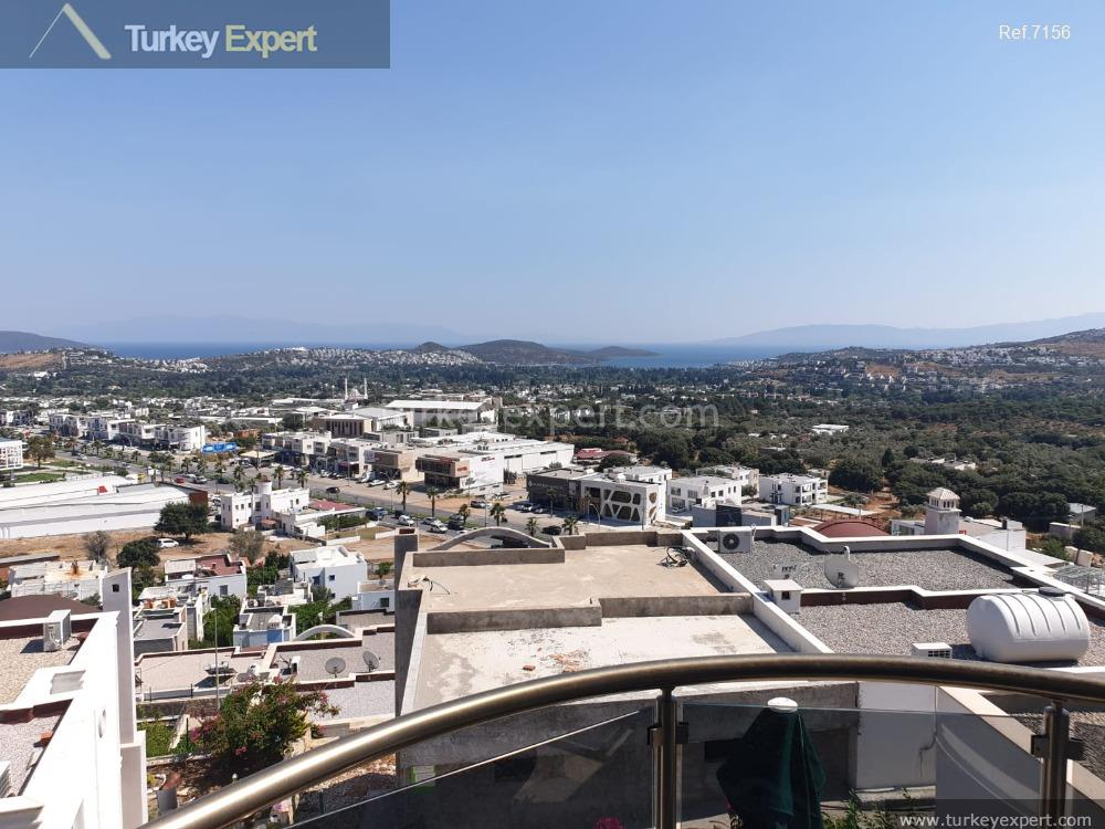 bodrum apartment in the center104
