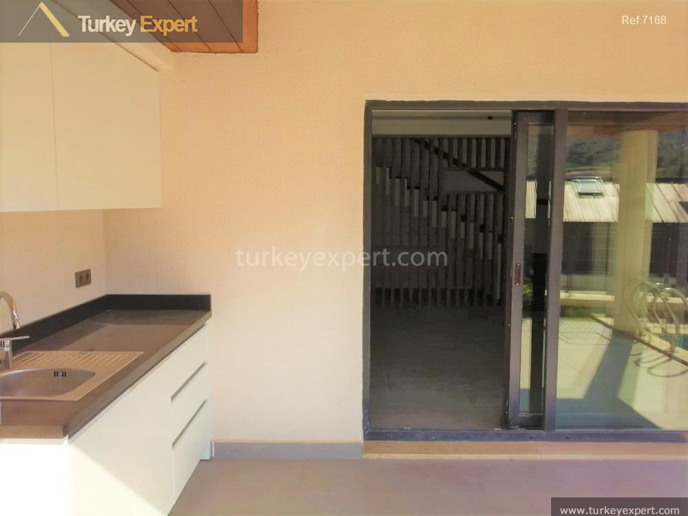 luxury house in marmaris for13