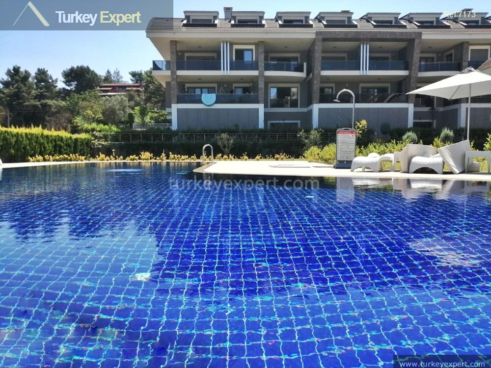 modern garden apartment in marmaris103