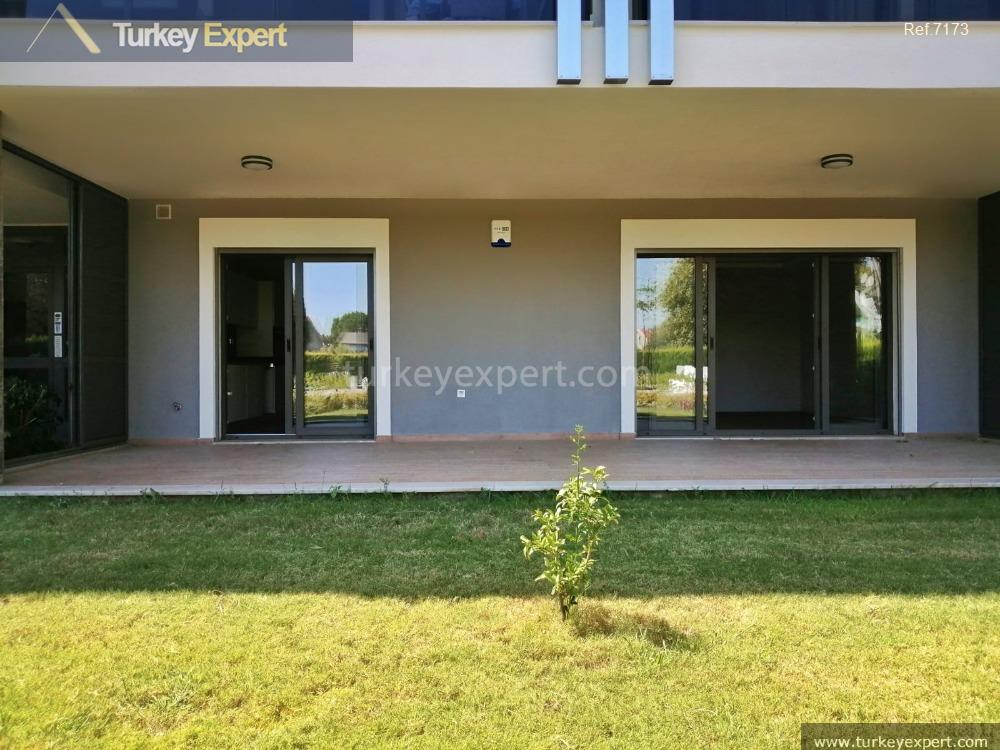 modern garden apartment in marmaris109