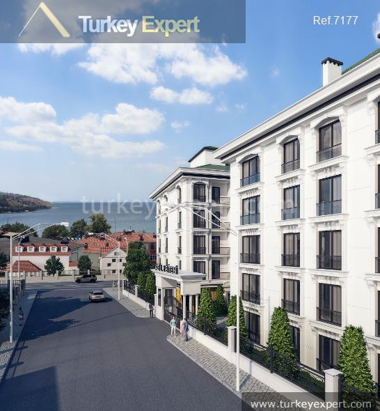 1seaside apartments in istanbul for3