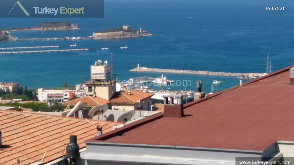 1furnished apartment with panoramic sea4