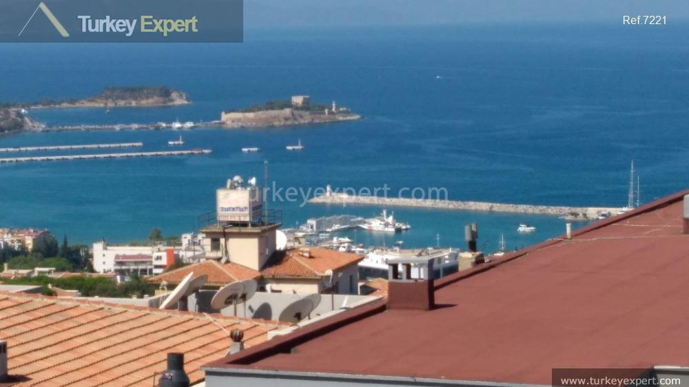 furnished apartment with panoramic sea5