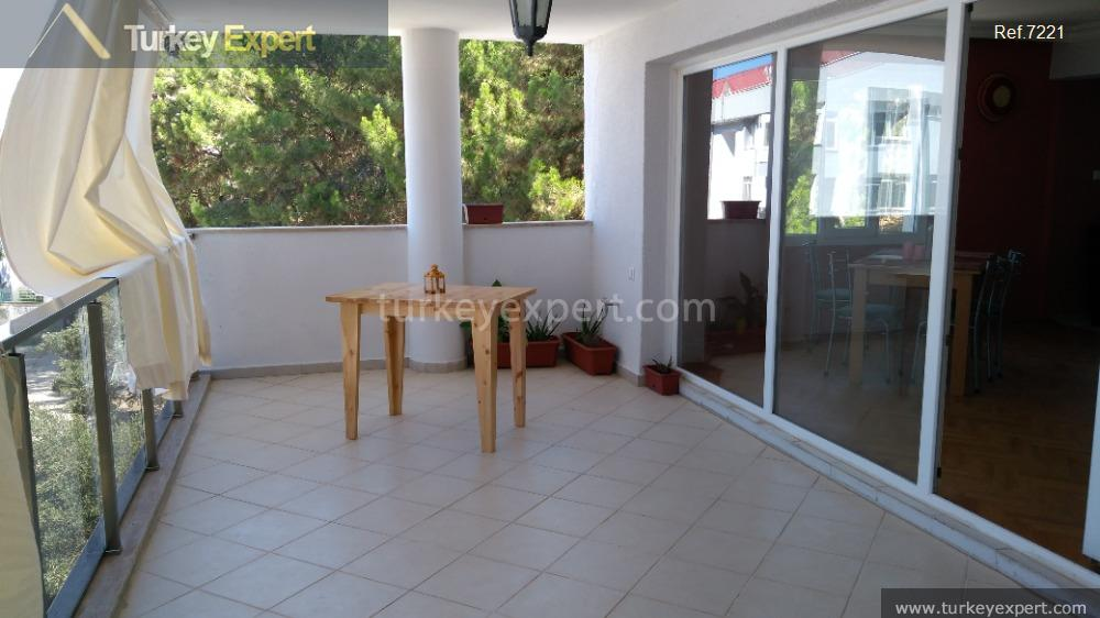 furnished apartment with panoramic sea6